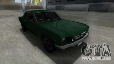 1965 Ford Mustang for GTA San Andreas