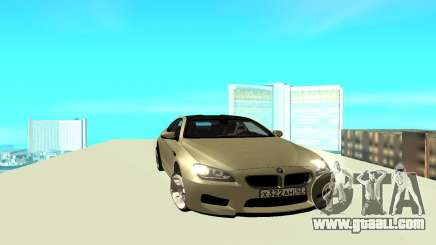 BMW M6 F13 for GTA San Andreas