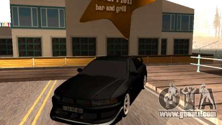 Mitsubishi Galant VR-4 Armenian for GTA San Andreas