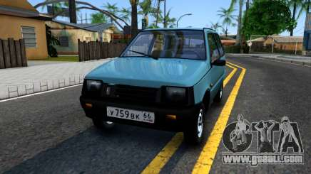 "VAZ 1111 ""Oka"" for GTA San Andreas"