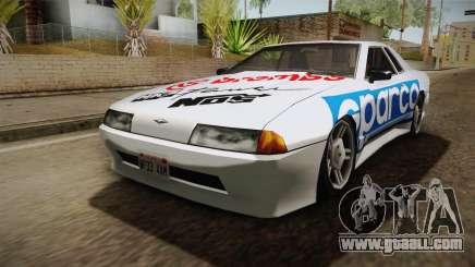 Elegy Paintjob for GTA San Andreas