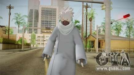 NUNS4 - Kakashi Hokage Normal Eyes for GTA San Andreas