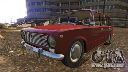 VAZ-2102 for GTA 5
