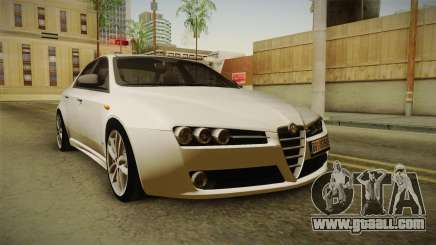 Alfa Romeo 159 for GTA San Andreas