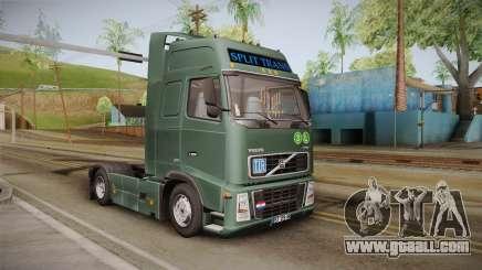 Volvo FH12 for GTA San Andreas