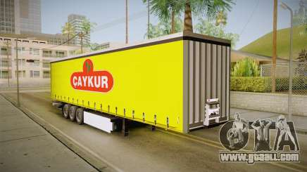 Caykur Trailer for GTA San Andreas