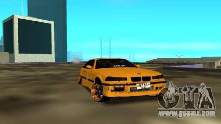 BMW 3 Series E36 for GTA San Andreas