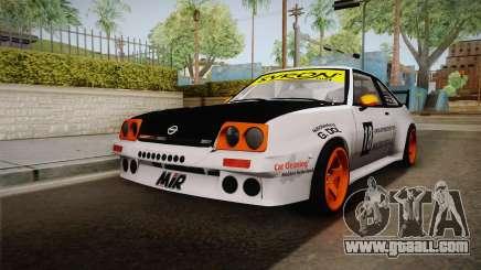 Opel Manta Drift for GTA San Andreas