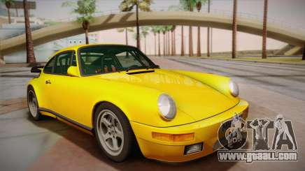 RUF CTR Yellowbird (911 930) 1987 for GTA San Andreas