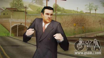 Mafia - Thomas Angelo Normal Suit for GTA San Andreas