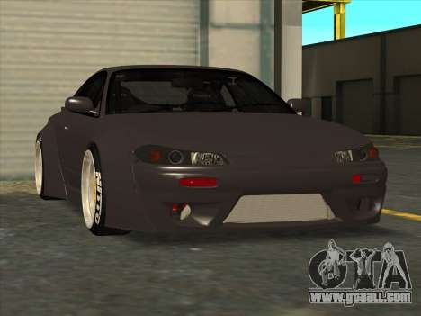 Nissan Silvia S15 for GTA San Andreas back left view