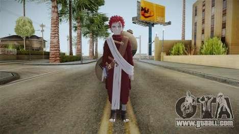 Gaara Red Body Suit for GTA San Andreas second screenshot