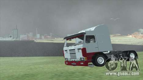 Scania 143M for GTA San Andreas back view