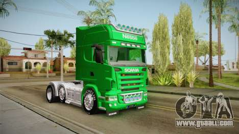 Scania R620 Nestle Milo for GTA San Andreas