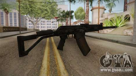 Survarium - VEPR for GTA San Andreas second screenshot