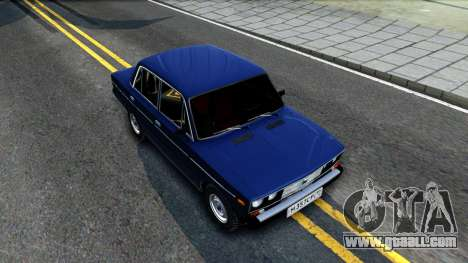 VAZ 2106 V2 for GTA San Andreas right view