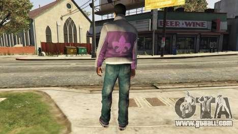 GTA 5 Johnny Gat third screenshot