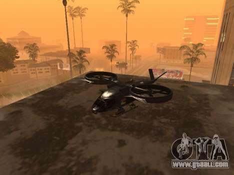 SA-2 Samson Armenian for GTA San Andreas side view