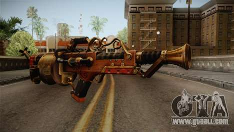 Killing Floor Multichamber ZED Thrower for GTA San Andreas second screenshot