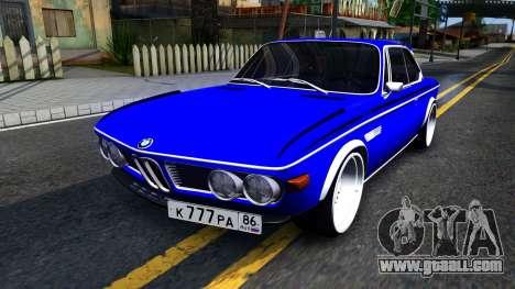 BMW 3.0 CSL for GTA San Andreas
