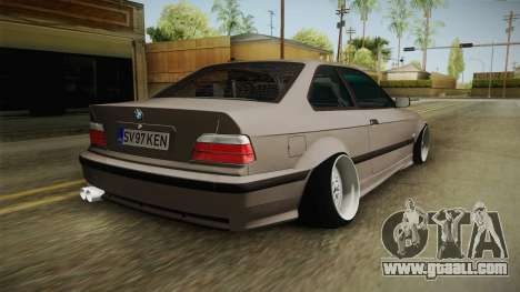 BMW 3 Series E36 ORDER for GTA San Andreas left view