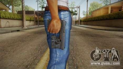 Metal Gear Solid 4 - MK23 Socom for GTA San Andreas