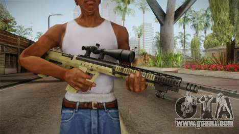 DesertTech Weapon 1 for GTA San Andreas