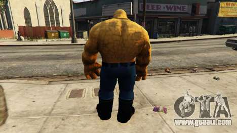 GTA 5 The Thing Classic third screenshot