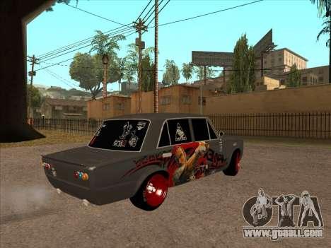 2101 BPAN for GTA San Andreas