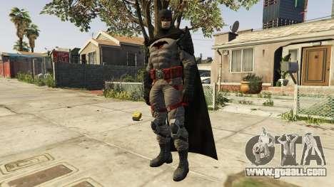 GTA 5 BAK Flashpoint Batman