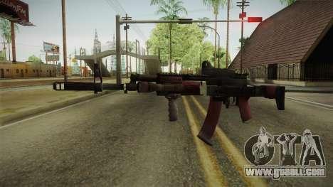 Battlefield 4 - AK-12 for GTA San Andreas