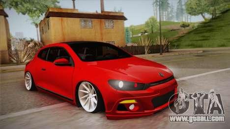 Volkswagen Scirocco for GTA San Andreas