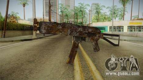 Survarium - Vityaz Camo for GTA San Andreas