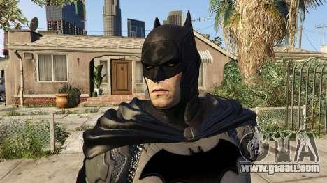 GTA 5 BAK Batman third screenshot