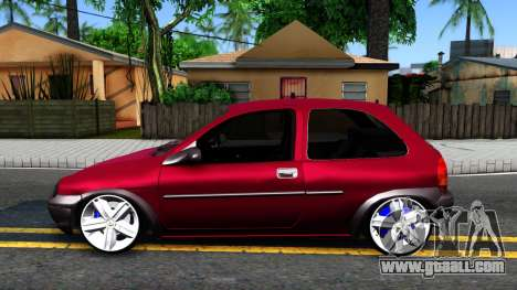 Chevrolet Corsa for GTA San Andreas left view