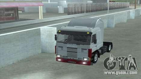 Scania 143M for GTA San Andreas wheels