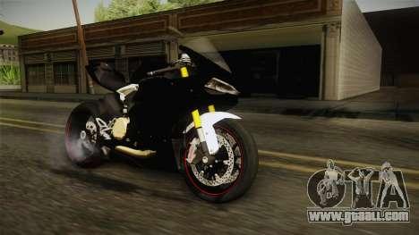 Ducati 1299 Panigale S 2016 Tricolor for GTA San Andreas