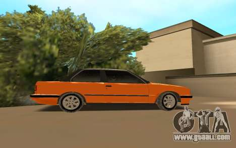 BMW E 30 for GTA San Andreas left view