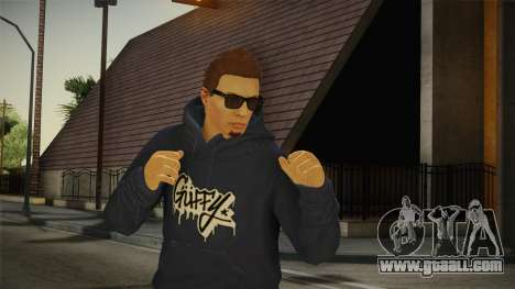 GTA 5 Online DLC Male Skin for GTA San Andreas