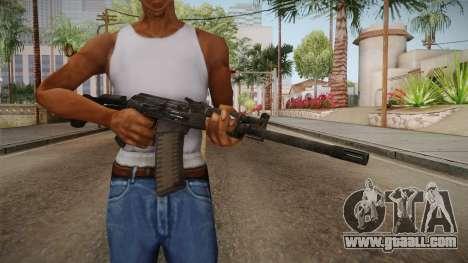 Survarium - VEPR for GTA San Andreas third screenshot