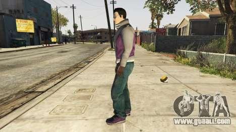 GTA 5 Johnny Gat second screenshot