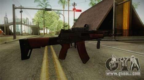 Battlefield 4 - AK-12 for GTA San Andreas second screenshot