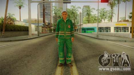 Medic DayZ v2 for GTA San Andreas second screenshot