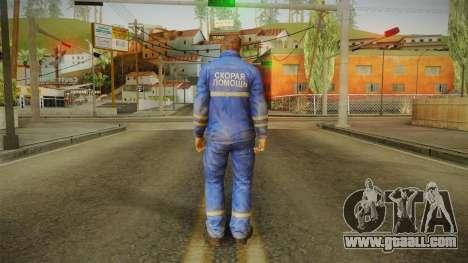 Medic DayZ v1 for GTA San Andreas third screenshot