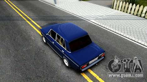 VAZ 2106 V2 for GTA San Andreas