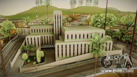 Hospital_Lae 4K for GTA San Andreas second screenshot