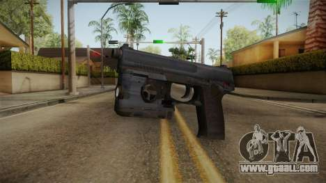 Metal Gear Solid 4 - MK23 Socom for GTA San Andreas second screenshot