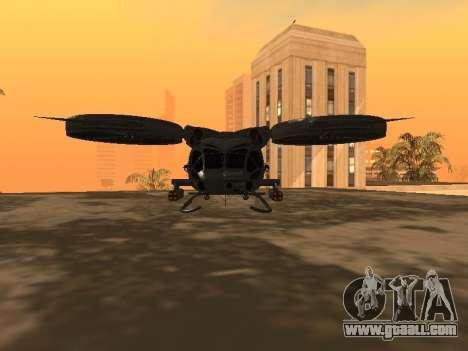 SA-2 Samson Armenian for GTA San Andreas left view