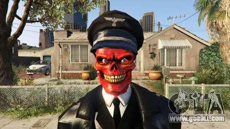 GTA 5 The Red Skull