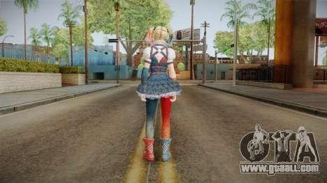 BAK - Harley Quinn for GTA San Andreas third screenshot
